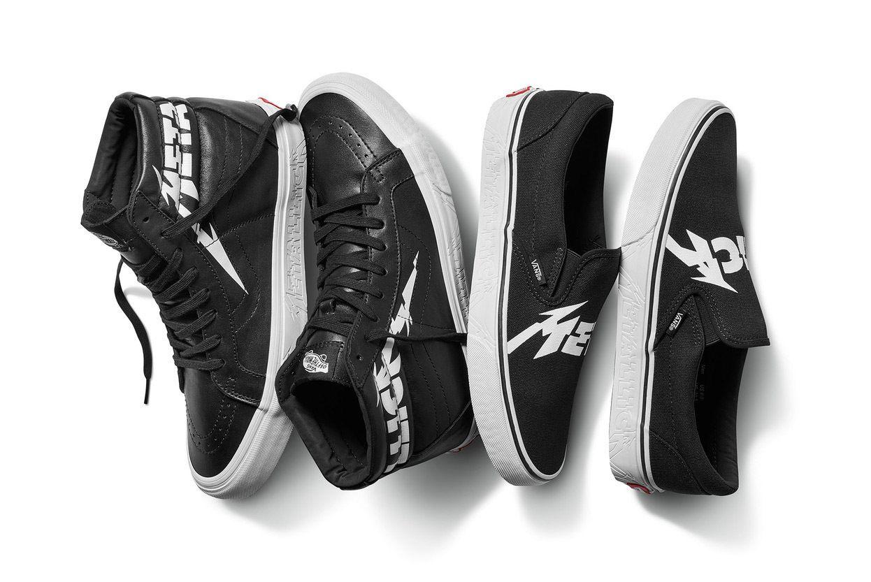 Sp18 Classics Metallica Lineup Collection