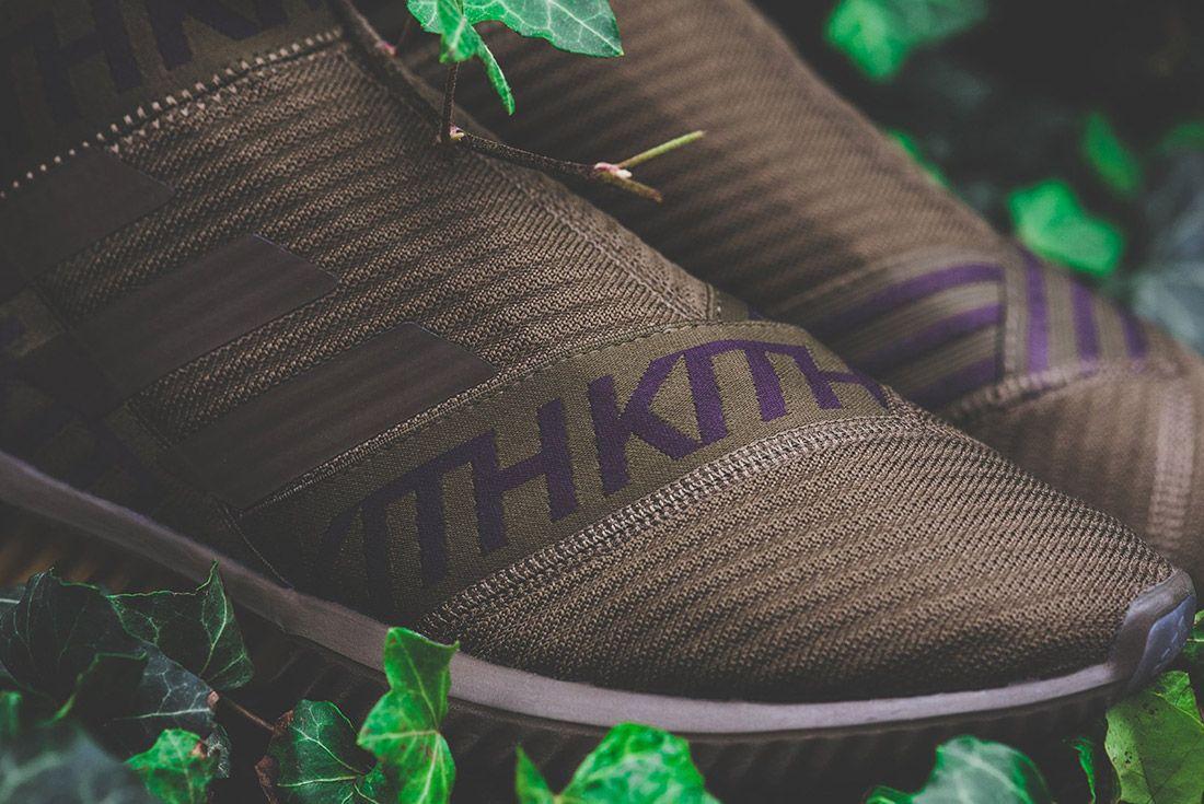 Kith Adidas Nemeziz Brown 5
