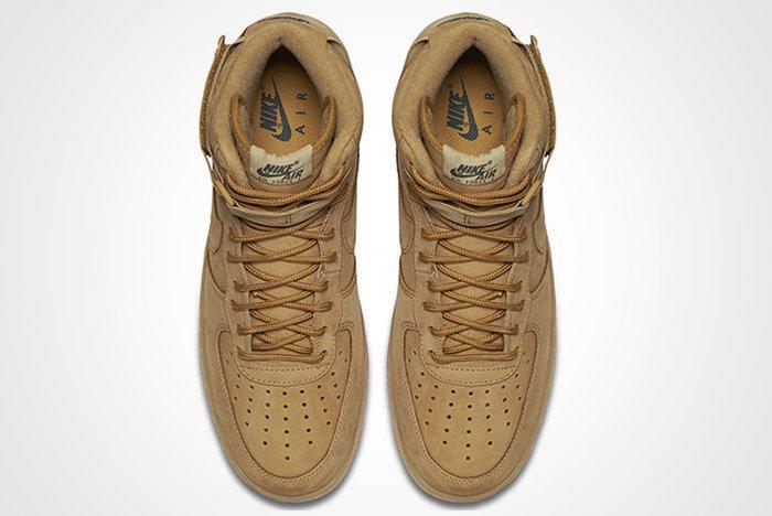 Nike Air Force 1 Flax Sneaker Freaker 3
