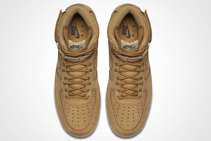 Nike Air Force 1 Flax Sneaker Freaker 3