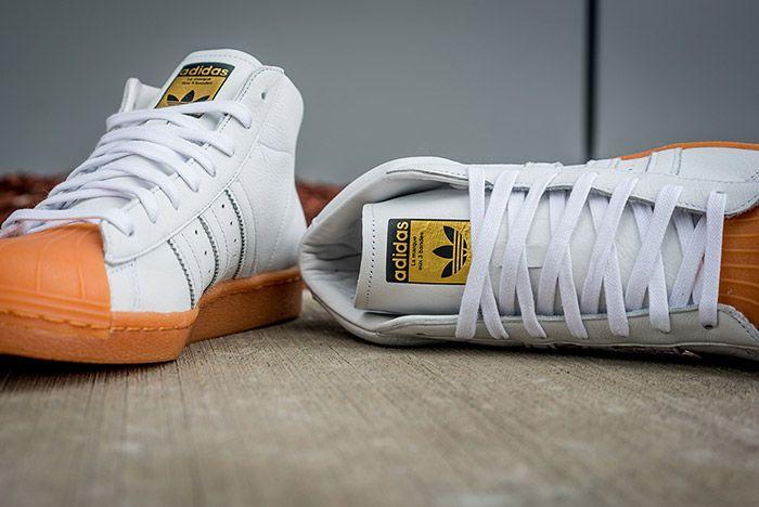 Adidas Pro Model 80 S Dlx White Gum 1