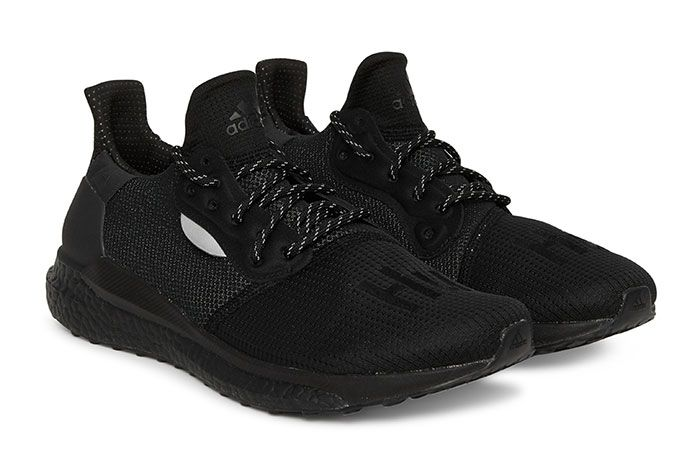 Triple Black Adidas Solar Hu Back To School