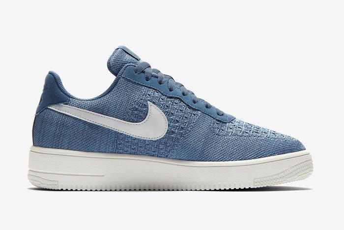 Nike Air Force 1 Ocean Fog Medial