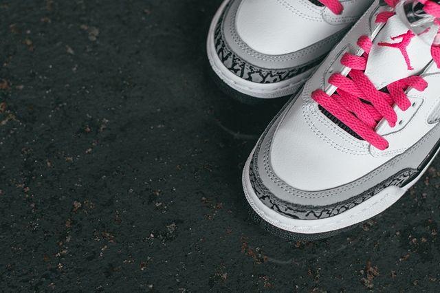 Air Jordan Spizike Hyper Pink Bumper 3