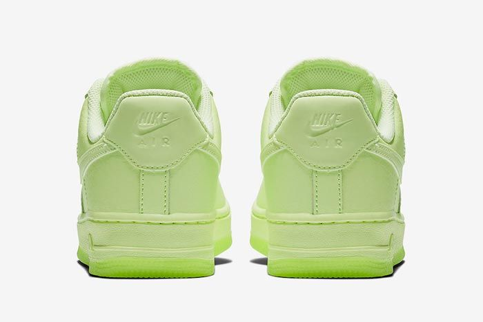 Nike Air Force 1 Volt Glow 4