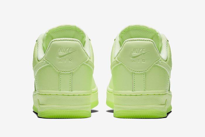 Nike Air Force 1 Volt Glow 4
