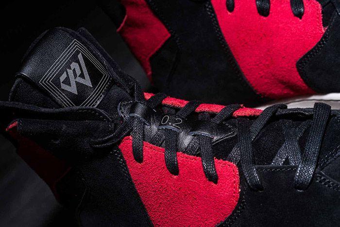 Jardan Brand Westbrook 2 0 Black Red Bred 4