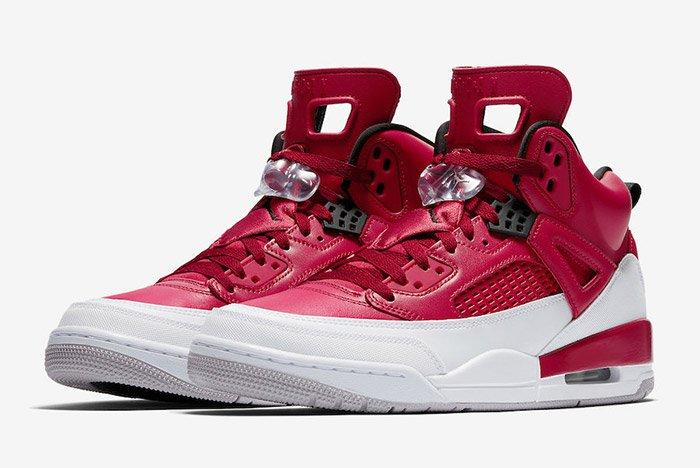 Air Jordan Spizike Gym Red White 1