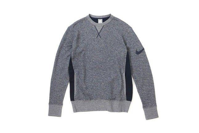 Nike Heather Sweater 1