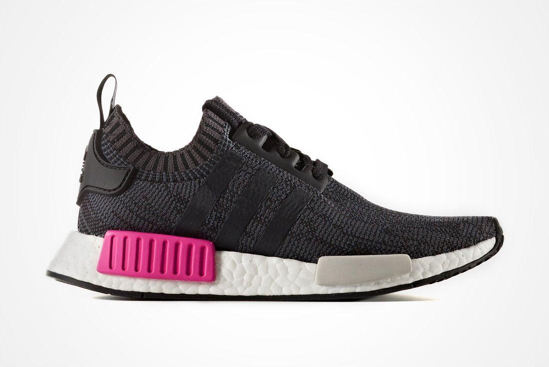 Adidas Nmd R1 Essential Pink 1