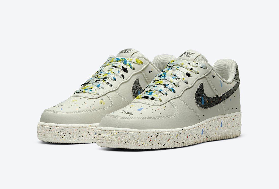 Nike Air Force 1 'Paint Splatter'
