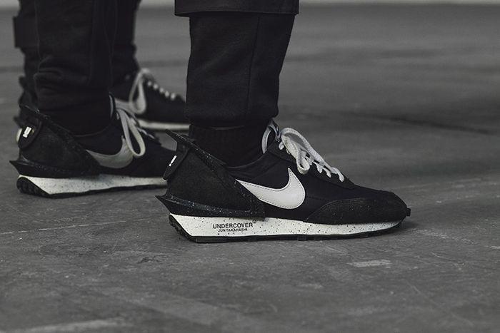 Undercover Nike Daybreak Black Release Date Hero