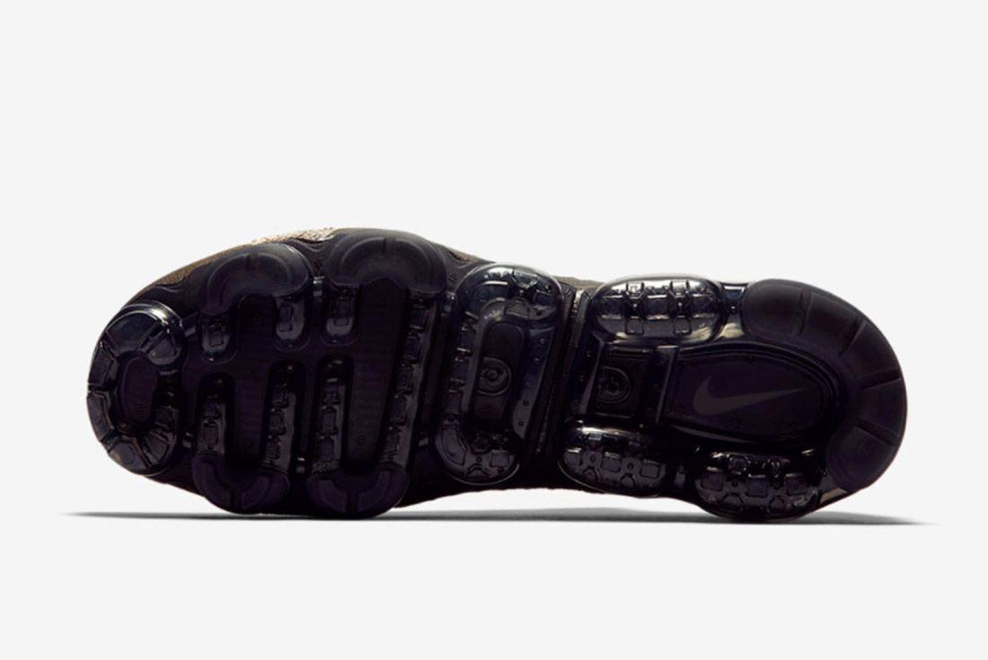 Nike Air Vapormax Khaki Antracite 5