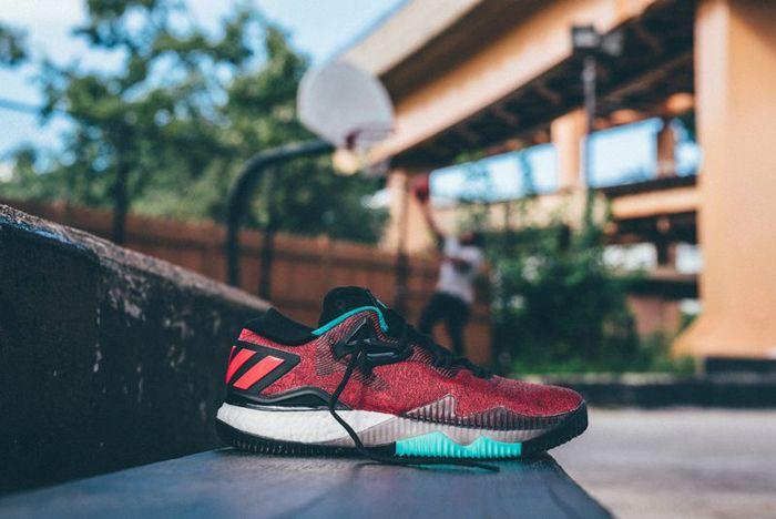 Adidas Crazylight Ghost Pepper5