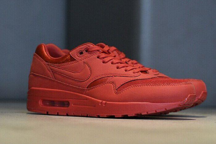 Nike Air Max 1 Sport Red 1
