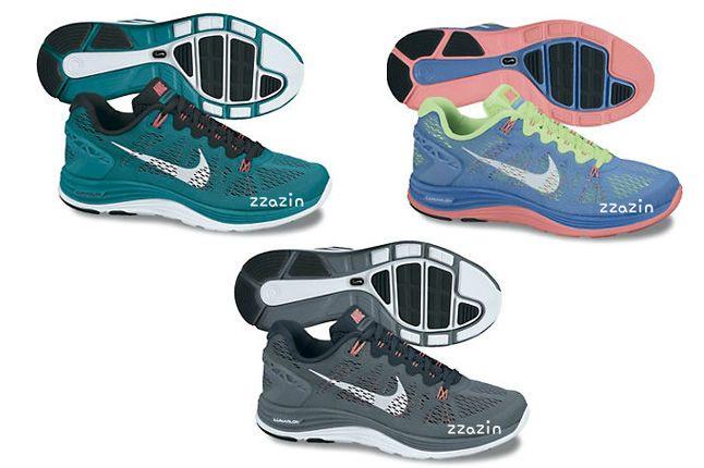 Nike Lunarglide 5 Lunarlon Nike Plus 1