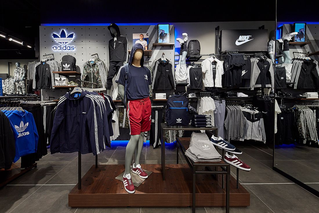Take A Look Inside The New Pacific Fair Jd Sports Store23
