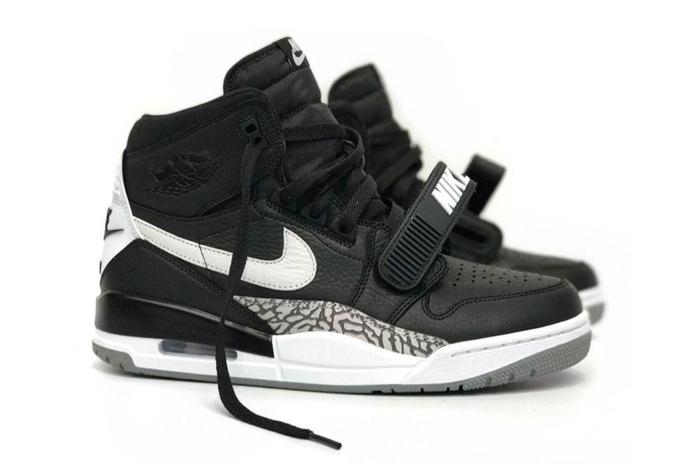 Don C Jordan Legacy 312 Teaser 001 Sneaker Freaker