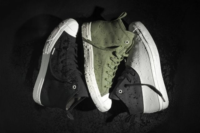 Hancock Converse Winter Jack Purcell Pack 4