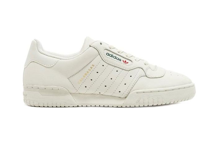 White Adidas Yeezy Powerphases Are Re Re Releasing