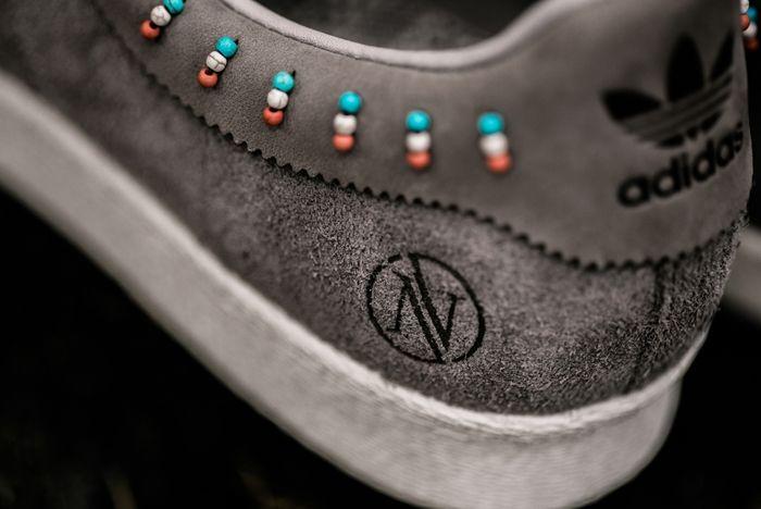 Invincible Adidas Consortium Superstar 80V 8
