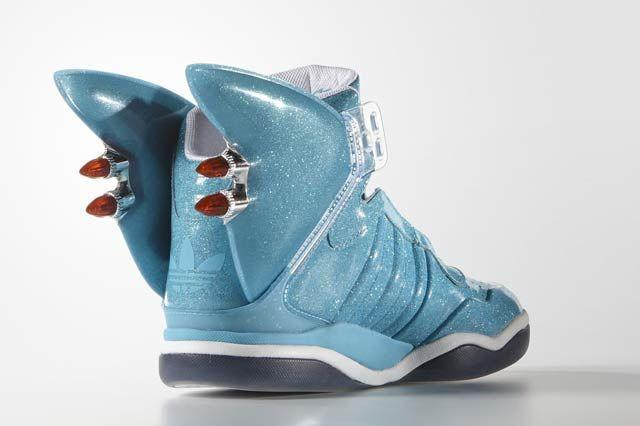 Jeremy Scott X Adidas Shark3