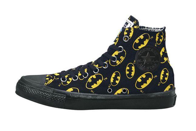 Converse Allstar Bm Hi Batman 1