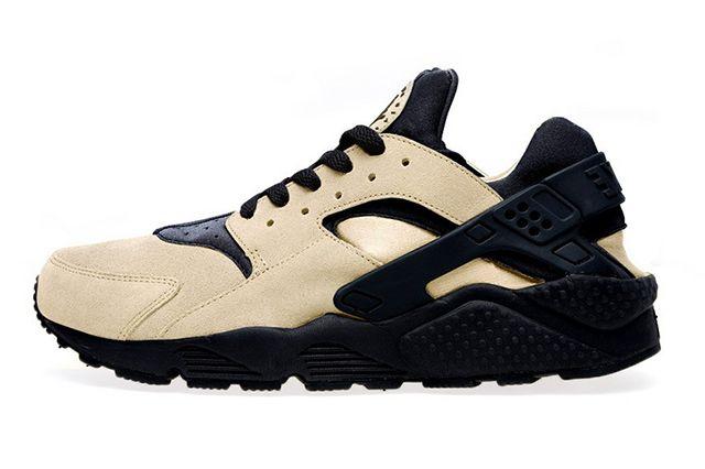 Nike Air Huarache Flint Spin Black