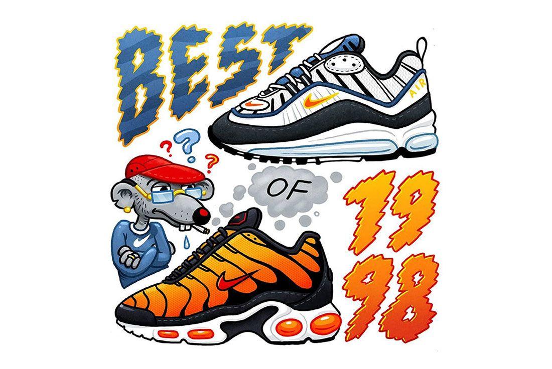 Jonas Cozone Sneaker Battle 98