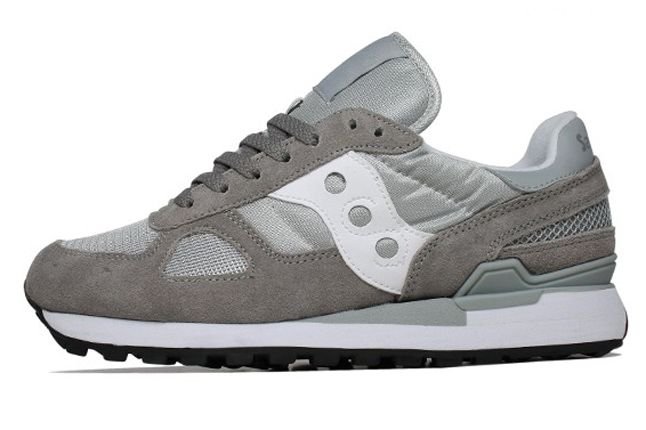 Saucony Shadow Original Grey Side 1