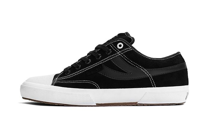 Highs And Lows Futur Superga Fhs Pro Low Black Release Date Side Profile