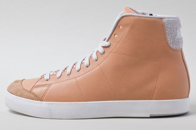 Nike Nsw All Court Mid Summit White Natural 1 1