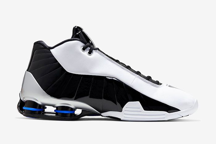 Nike Shox Bb4 At7843 102 Medial