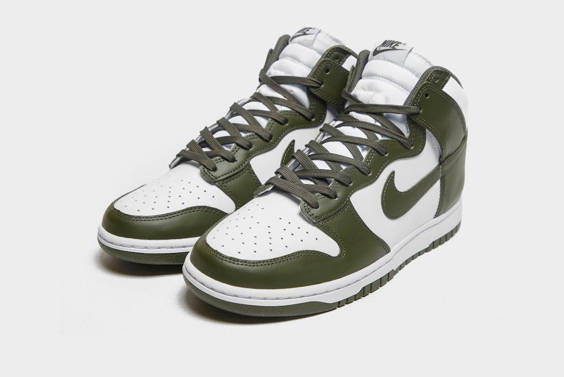 Nike Dunk High 'Cargo Khaki'