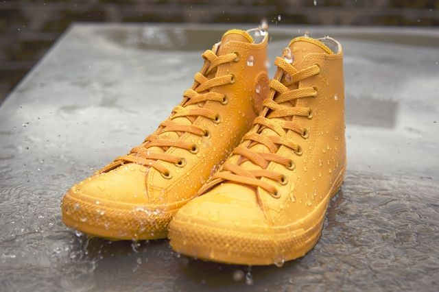 Converse Chuck Taylor All Star Rubber Wild Honey 2