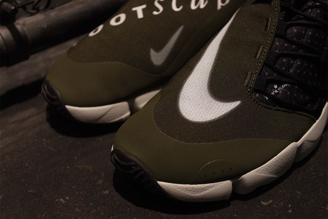 Nike Air Footscape Mid Utility Tokyo Limited Edition For Nonfuture Mita Sneakers 6