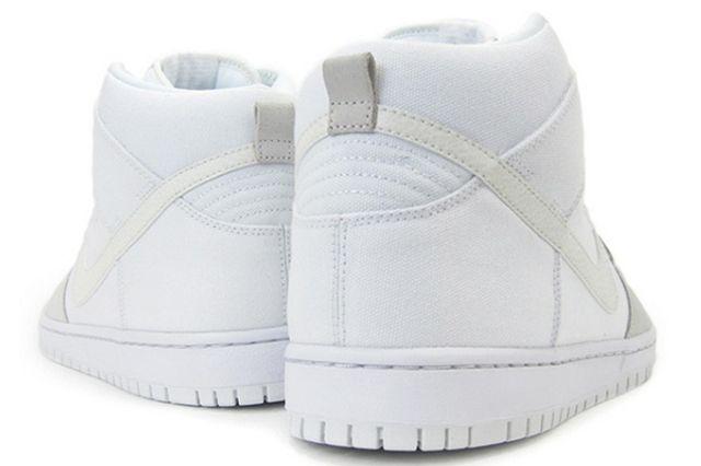Nike Sb Dunk White 3