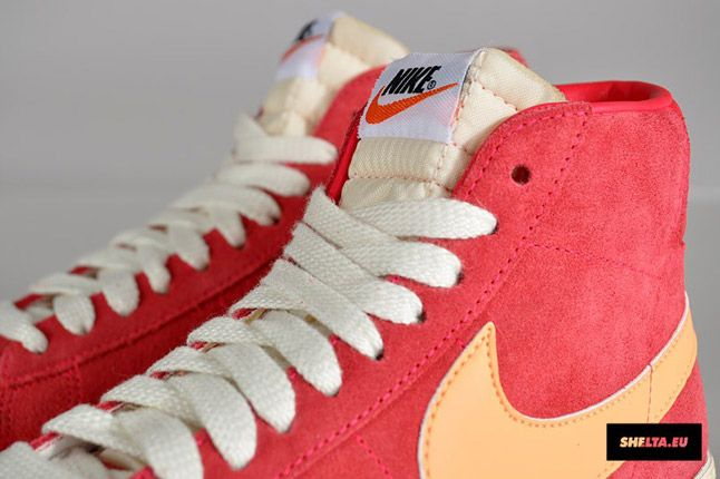 Nike Blazer High Suede Womens 11 1