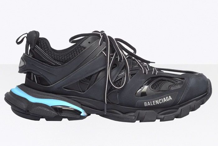 Balenciaga Track Led Light Right