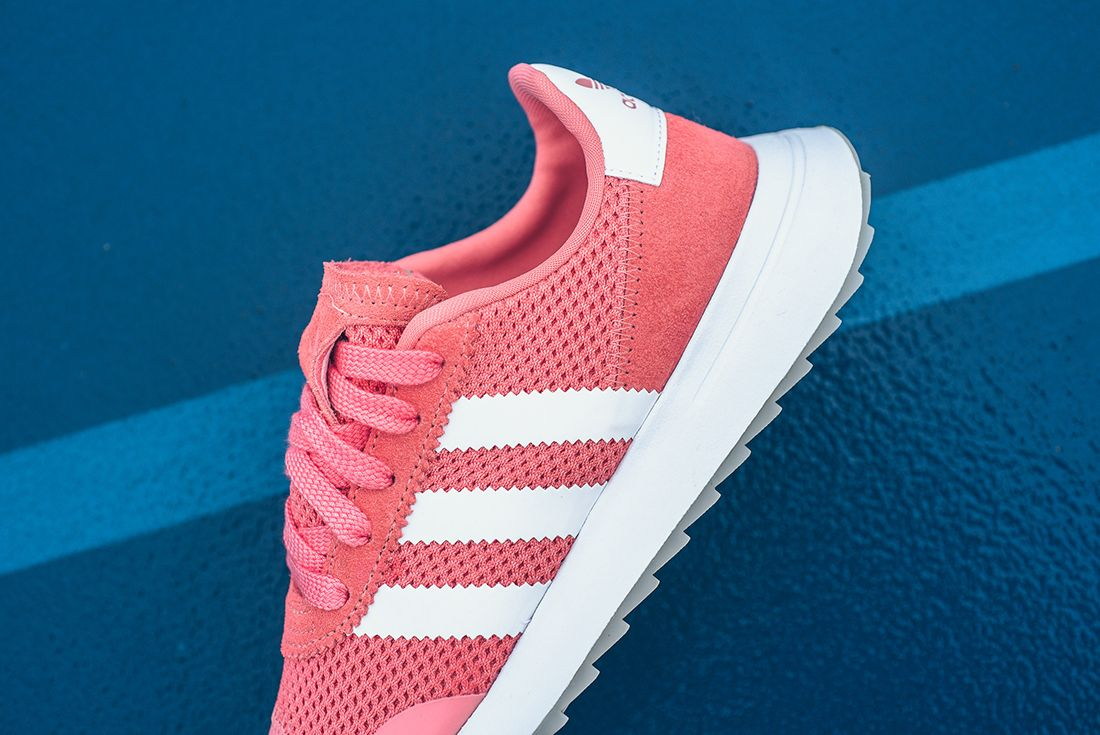 Adidas Flashback Womens Rose Pink5