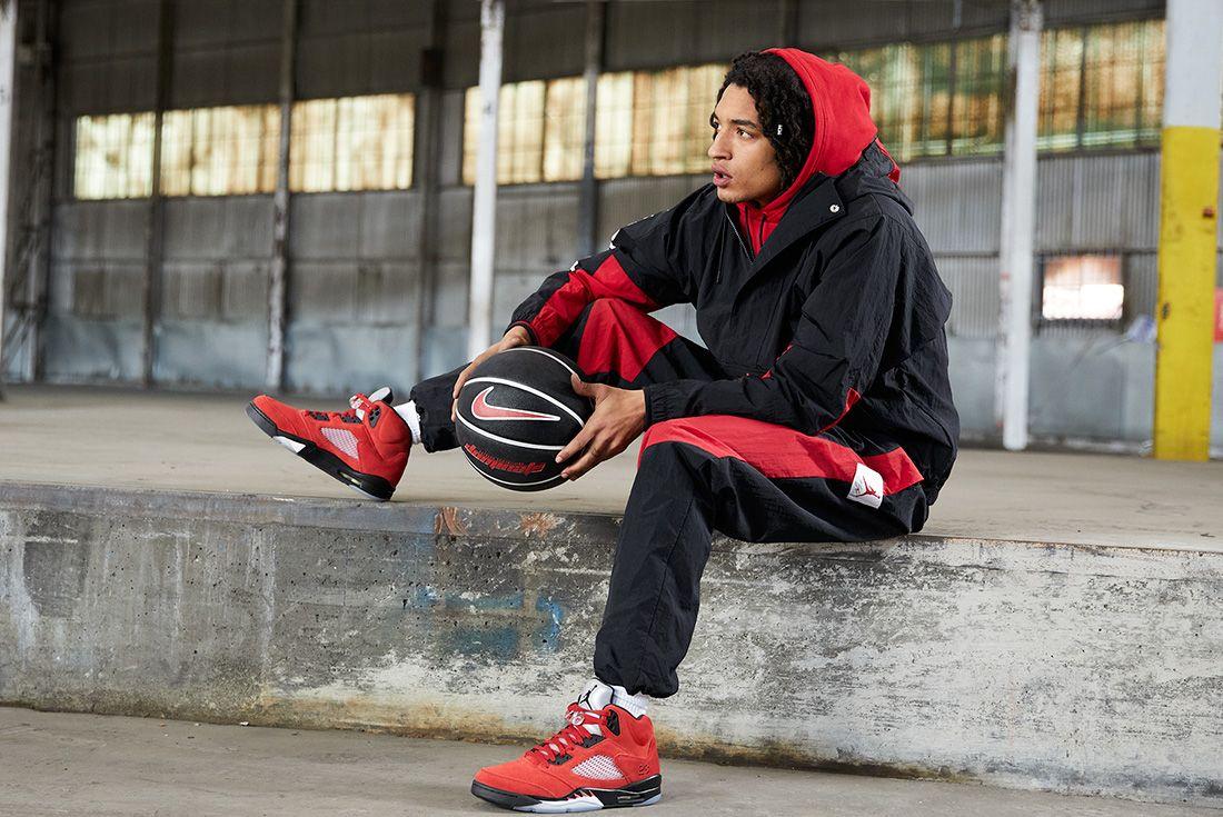Air Jordan 5 'Raging Bull' Rushes Into JD Sports hero