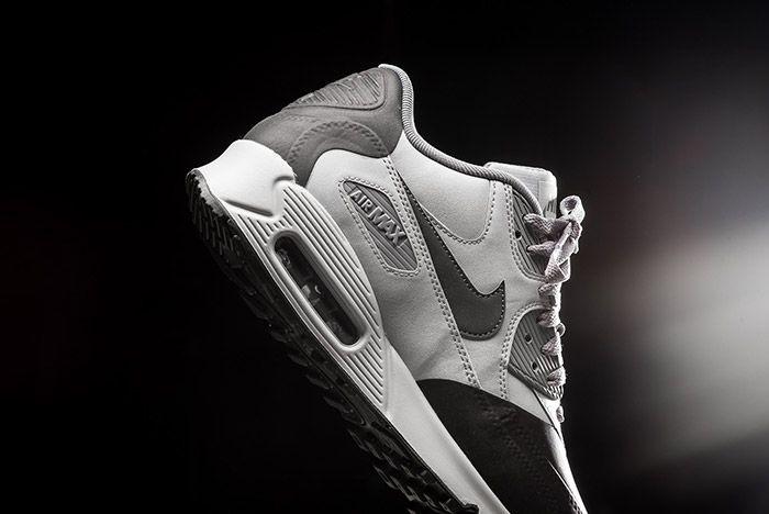 Nike Air Max 90 Premium Se Wolf Grey 4