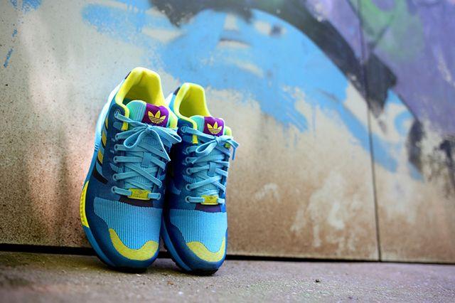 Adidas Originals Zx Flux Aqua 22