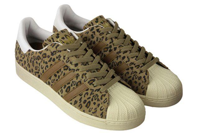 Adidas Abc Mart Superstar Japan Leopard 1