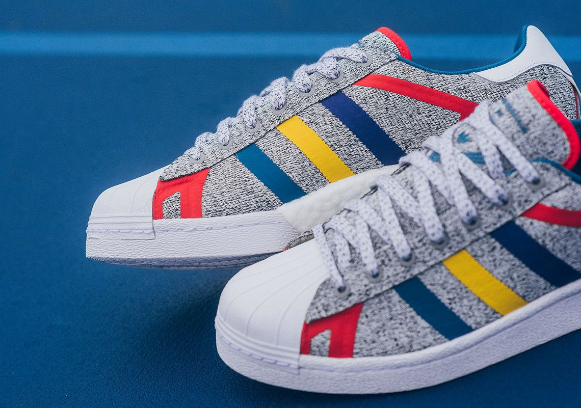 White Mountainerring Adidas Superstar Boost Available Now 10