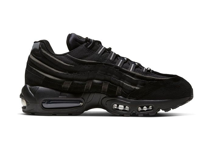 Comme Des Garcon Nike Air Max 95 Right 2
