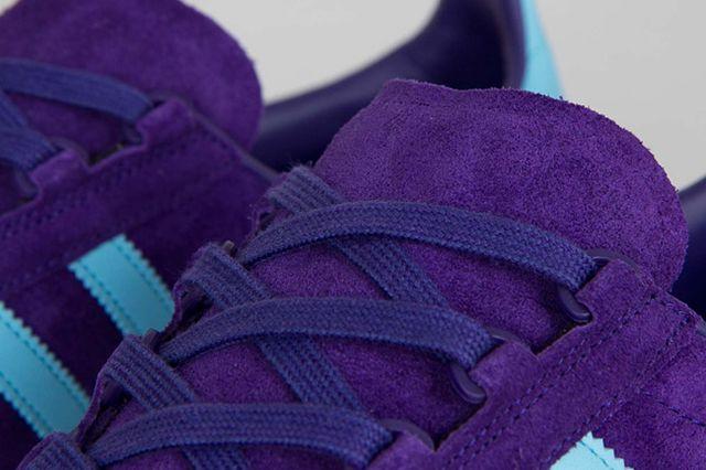 Adidas Originals Trimm Star Collegiate Purple Crystal Blue 3