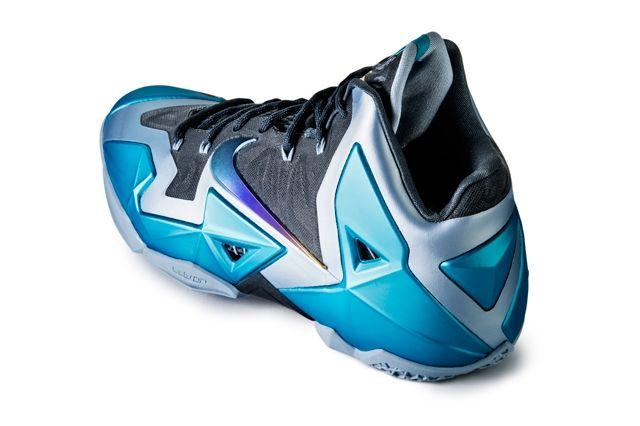 Nike Le Bron 11 Gamma Blue 11