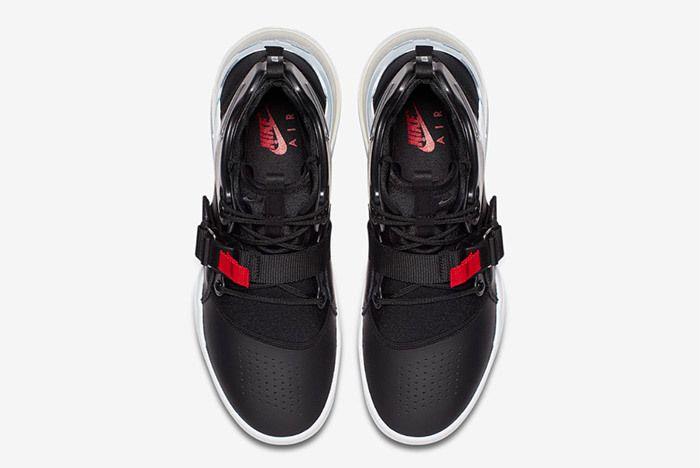 Nike Air Force 270 Black 3