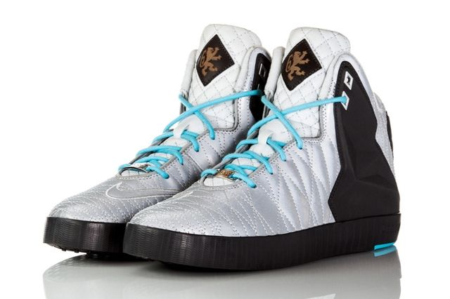 Nike Le Bron 11 Lifestyle King Of The Streets 1